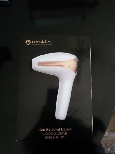 BoSidin Facial & Body Painless Permanent Hair Removal for Wo