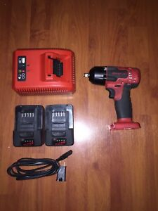 Snap on 3/8 cordless impact gun