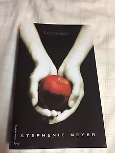 Fancination- 1st Twilight book in French