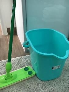 Brand new sabco floor sweeper and bucket Mount Lewis Bankstown Area Preview
