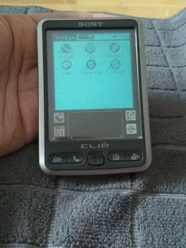 Sony-  Clie  Personal  Entertainment Organizer   PEG- SL10/ U