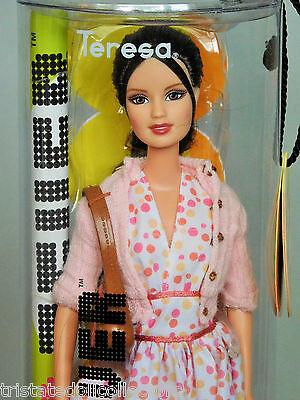 TERESA FASHION FEVER 2005 Barbie Doll (Polka Dot Soho/50s Day Dress)_H0873_NRFB