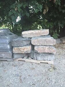 Premium northern landscape armour stone