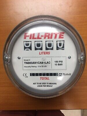 Fill-ritetuthhill Tn860an1cab1lac Mechanical Flow Meter