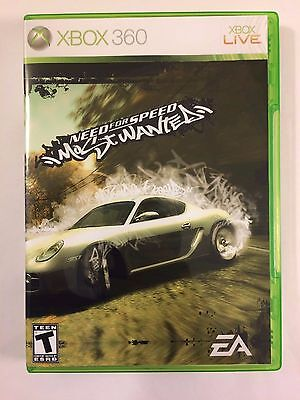 Need for Speed Most Wanted - Xbox 360 - Replacement Case - No Game for sale  Shipping to India