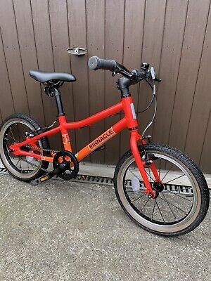 Pinacle Koto 16 aluminium lightweight kids bike
