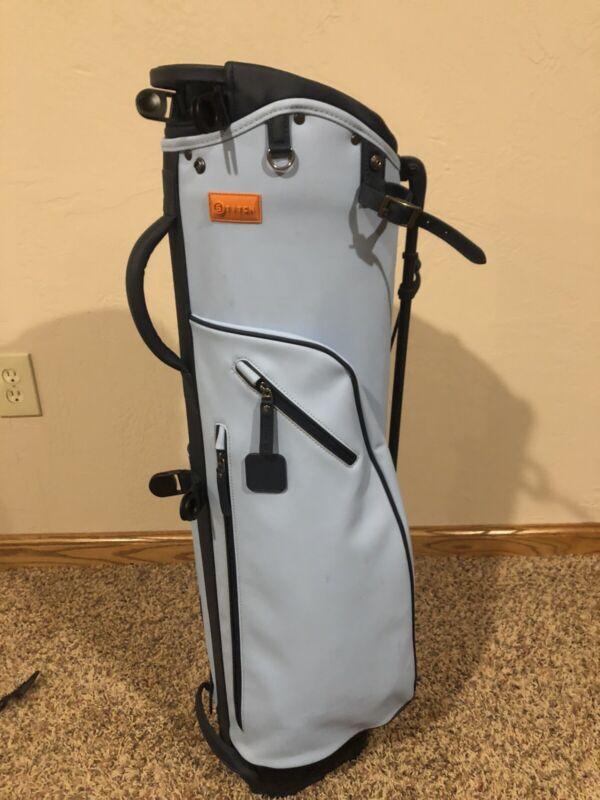 stitch golf bag ALMOST BRAND NEW