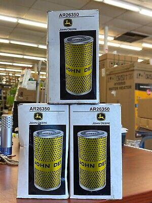 John Deere Original Equipment Filter Element Ar26350