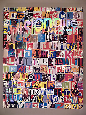Visionaire #10 - Winter, 1993-1994 -- The Alphabet -- #455 of 1500