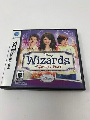 Wizards of Waverly Place |Nintendo DS Disney Selena - Wizards Of Waverly Place Alex