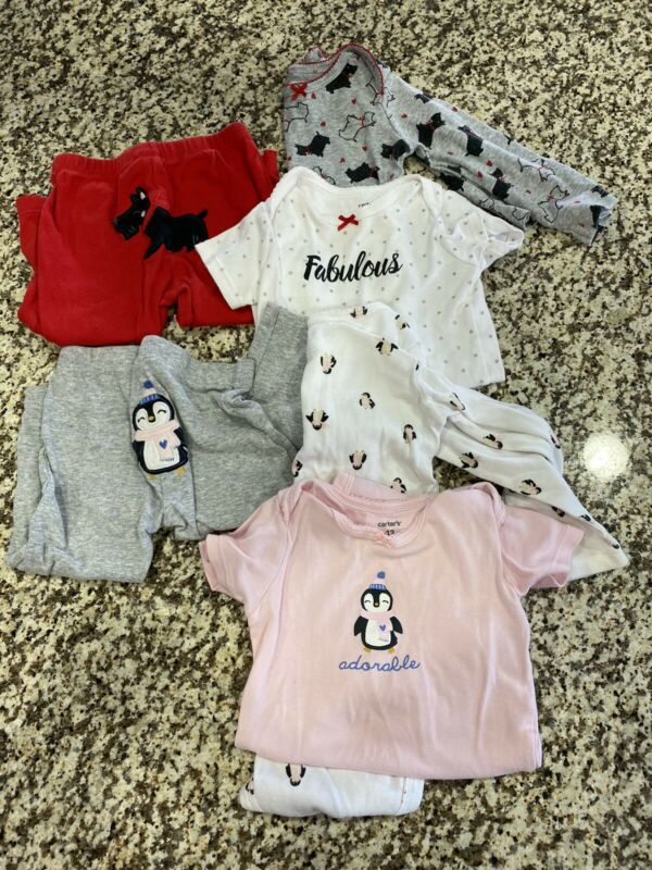 Baby Girl Clothes 12 Months Lot