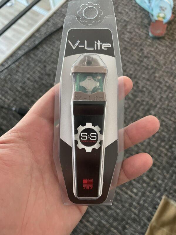 S&S Precision V-Lite, On/Off/Blink GREEN