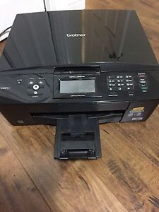 Brother Printer, Scanner & Fax