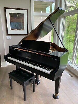 Grand, Baby Grand - Kawai Baby Grand Piano