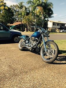 Harley-Davidson softail Ipswich Ipswich City Preview