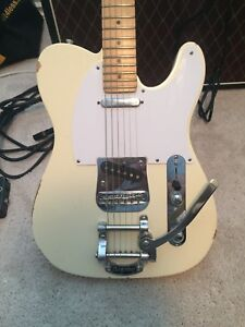 American Fender Telecaster with Bigsby - PENDING SALE