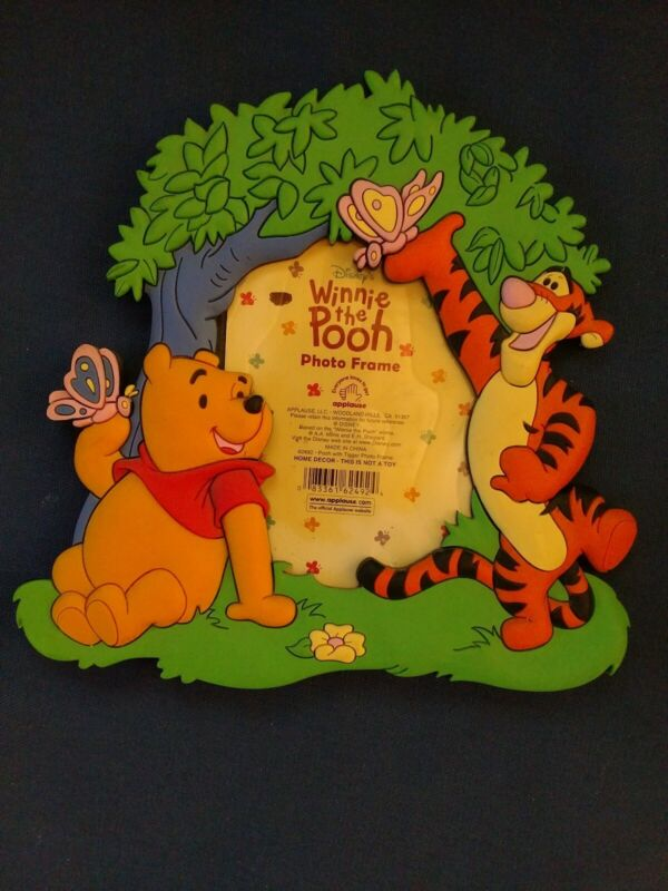 """Disney """"Winnie The Pooh"""" Applause Picture Frame 4 by 5 picture size"""