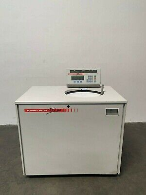 Sorvall Dupont Ultra Pro 80 Digital Refrigerated Centrifuge 200-240v Max Rpm 80k
