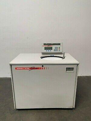 Sorvall Dupont Ultra Pro 80 Digital Refrigerated Centrifuge 200-240v Max Rpm 80k