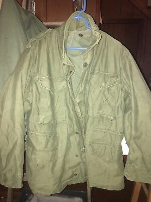 M-65 Vietnam Authentic Jacket Size Med