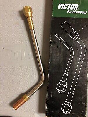 Victor 6 Type 55 Rosebud Heating Torch Tip Nozzle Propane 315fc Hd310c 0323-0327