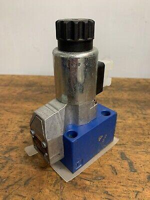 Rexroth Bosch R900229242 Valve M-3sew10c14420mg96n9k4b18