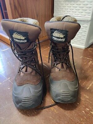 Mens boots size 10 Itasca Thinsulate Insulation