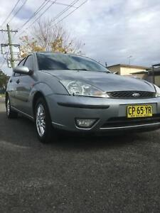 Ford Focus LX 2003 hatch Ingleburn Campbelltown Area Preview