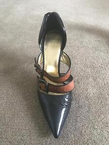 MIMCO BLACK BROWN HELL SIZE 40(39) Carnegie Glen Eira Area Preview
