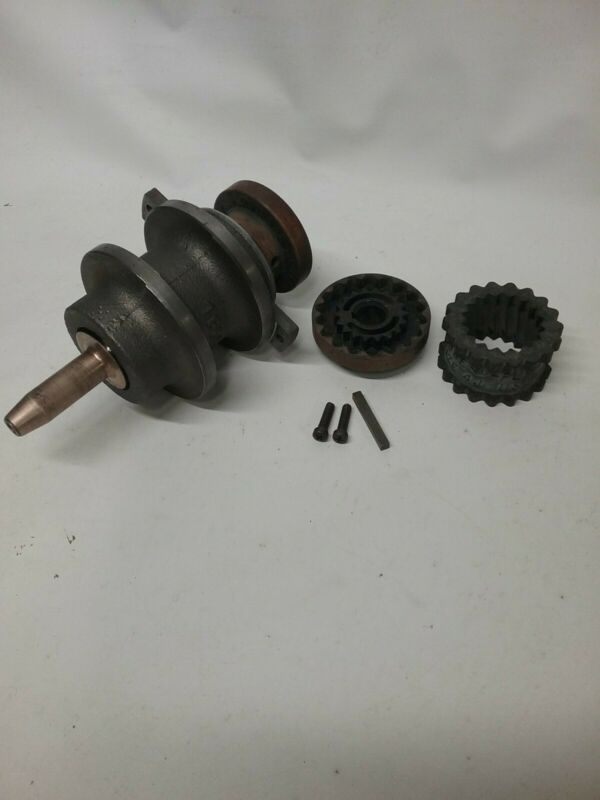 Taco 1600-312 Pump Cartridge Bearing Assembly with Shaft Sleave  AND Coupling
