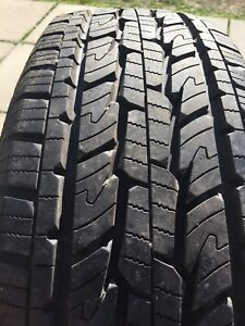 p245/70/17 inch Truck Tire on Chev Rim / LIKE NEW