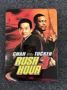 Rush Hour 3 Hard Case Collectors Edition Southbank Melbourne City Preview