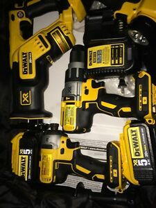 Dewalt DCK949P2 tools & bag XR brushless. Never used