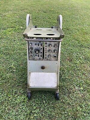 Fairchild Dumont Scope Cart Oscilloscope Mobile Vintage No Modules