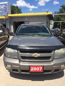 SOLD_ 07 Chevy Trailblazer  - 4x4, SAFETIED!