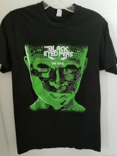 The Black Eyed Peas (The End Tour) 2010 T-Shirt Size Women PS Graphic T-Shirt