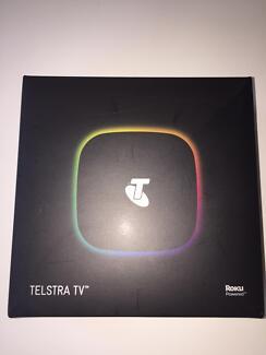 Telstra TV Powered by Roku (4200TL) - 2 x BRAND NEW