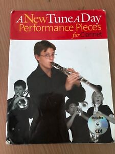 A new tune a day performance pieces for clarinet Bayswater Bayswater Area Preview