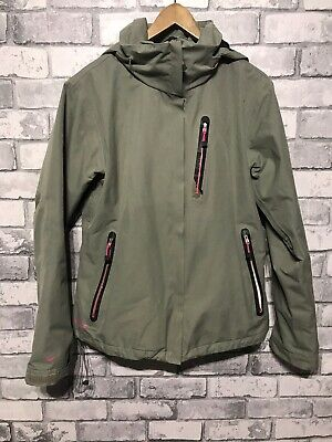 Woman's NIKE ACG Green Goretex Jacket Coat Size M 12/14 - Please Read