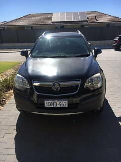 2009 Holden Captiva 5 **12 MONTH WARRANTY** West Perth Perth City Area Preview