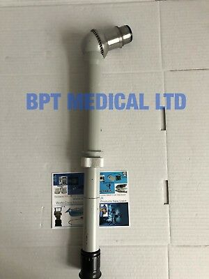 Carl Zeiss Observation Tube For Slit Lamp Adjustable 125x