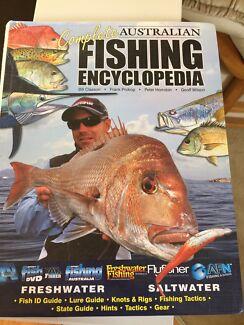 Wanted: Fishing Encyclopaedia