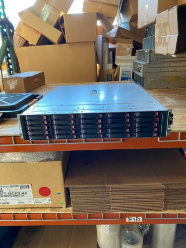 418800-B21 HP STORAGEWORKS MSA70 WITH HARD DRIVE TRAYS
