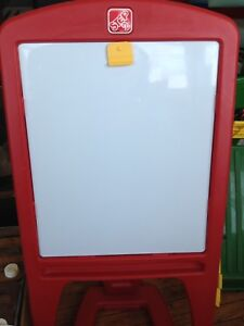 Kids Step 2 white board