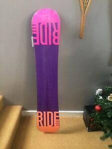 Snowboard 153cm women's