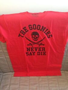 NEW Loot Crate Exclusive Goonies T-Shirt *LARGE* (May 2017)