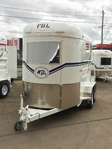"PBL ""Ex Demo"" SL Model Horse Float Brendale Pine Rivers Area Preview"