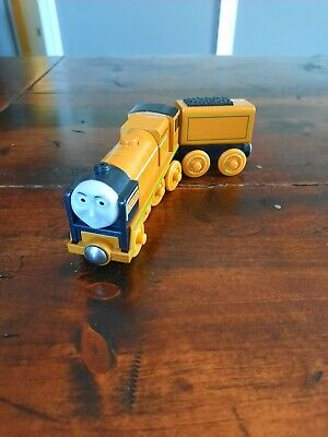 Thomas And Friends Wooden Railway Murdoch engine and tender