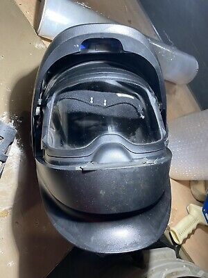 3m Speedglas 9100 Fx Air Welding Helmet With Adflo Respirator 2 Battery