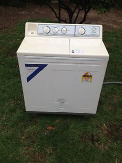 Samsung 3 star energy rating Twin tub washing machine in PWO